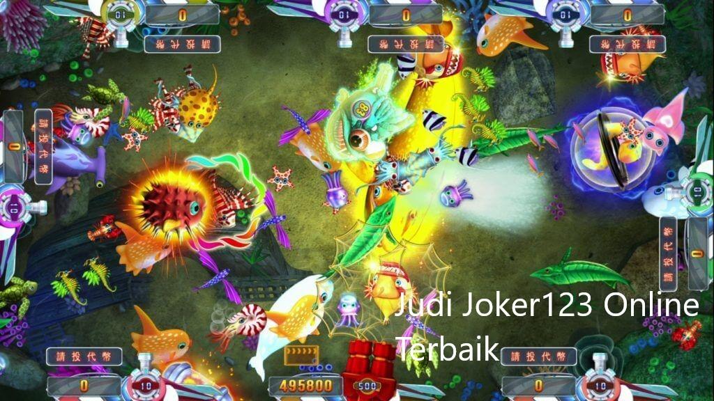 Game Ikan Online Judi Joker123